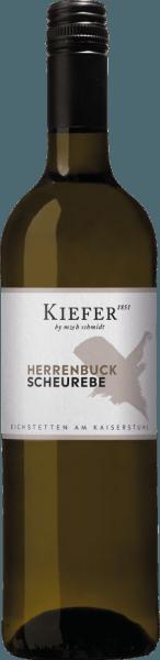 Herrenbuck Scheurebe Kabinett lieblich 2019 - Weingut Kiefer