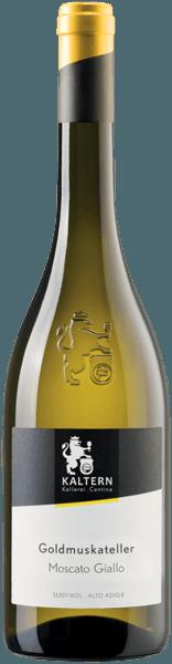 Goldmuskateller lieblich Alto Adige DOC 2019 - Kellerei Kaltern