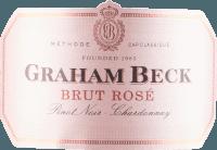 Vorschau: Cap Classique Brut Rosé - Graham Beck