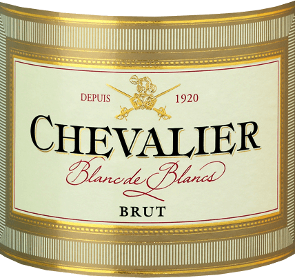The Blanc de Blancs Brut from Chevalier is an appealing, uncomplicated and light crémant from the French wine region of Burgundy. This sparkling wine is made from the Chenin Blanc, Colombard, Jacquère and Ugni Blanc grape varieties. In the glass, this wine shines in a light gold - with the perlage rising to the surface in beautiful strings of pearls. The nose is spoiled by an expressive and fruity bouquet. Notes of juicy peaches and ripe pears are revealed - discreetly underscored by floral notes. On the palate this French crémant presents itself with a lively prelude. The light texture is carried by aromas of the nose and underlines the fresh and elegant personality. Vinification of the Chevalier Brut Blanc de Blancs Only the best base wines from the various Blanc de Blancs grape varieties are used for this Crémant. Care is always taken to ensure that the signature of the Maison Chevalier is best expressed. The natural fermentation for this sparkling wine takes place in vats. This wine is then aged for 3 months in the bottle. Food recommendation for the Blanc de Blancs Chevalier Enjoy this French crémant as a welcome aperitif or with crisp seafood salads or even with turkey breast tonnato.