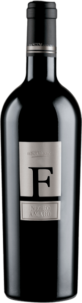 The Negroamaro F of Cantine San Marzano from the Italian wine region of Puglia is an outstanding, complex and body-rich red wine.  This wine has a dark violet colour with a black core in the glass. The bouquet shines here with a density and reveals an aroma of ripe blackberries. Notes of cherry jam and plum compote are also clearly visible and combine with hints of cocoa, cloves, cinnamon and thyme. Silky, the dense tannin structure flatters the palate. Here, the fruit and spice aromas dominate, which are balanced by a fine acid. The full and dense body of this strong wine also comes to the fore. A very long reverberation rounds off the wine experience. Vinification of San Marzano Negroamaro F The pure Negroamaro comes from indigenous vines and an optimal location to emphasize fruit and depth. Low yields due to the limestone soil and hot winds from Africa require a healthy development of the grapes and drive the high quality of the vineyard. The rich winemaking tradition of the area around Taranto and San Marzano results in an abundance of autochthonous grape varieties and thus the opportunity to create many exciting, locally typical and high-quality wines. The grapes for  the Negroamaro F are harvested mainly in September by hand. The final step in the refinement of the wine is to store it for 12 months in French and Caucasian oak barrels. Here, its varietal tannins and its own fruit aromas can ripen and work optimally. Food recommendation for the Cantine San Marzano Negroamaro F The drinking temperature is 18°C. Enjoy this pure red wine from Italy, without accompanying food or enjoy it with delicious appetizers, red meat, game and pecorino.