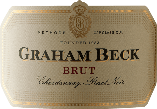 The Cap Classique Brut from Graham Beck Wines sparkles in the glass in a golden yellow and presents itself with a fine perlage. Its bouquet unfolds the aromas of fresh citrus fruits paired with fine brioch notes. This South African sparkling wine is complex on the palate, creamy and fresh and full of finesse due to its fine mousse. Chardonnay gives it freshness and elegance, Pinot Noir complexity. Vinification of Graham Beck Cap Classique Brut Cap Classique Brut is produced according to the Cap Classique method. This term was established in South Africa in 1992 to describe local sparkling wines produced according to the champagne method, since the name Champagne is protected and may only be used for sparkling wines from Champagne. The grapes of the two grape varieties used, Chardonnay and Pinot Noir, were hand-picked and fermented individually. The grapes are then filled with reserve wine, bottled and left to yeast for 15-18 months before disgorging. Food recommendation for the Graham Beck Brut Enjoy this sparkling wine as an aperitif, with light desserts or onion tart. Awards for the Cap Classique Brut from Graham Beck Wines John Platter: 4 Stars