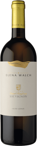 The Sauvignon Blanc Castel Ringberg by Elena Walch appears in the glass in a strong straw yellow, unfolding its fruit-rich bouquet, which is dominated by ripe gooseberries and papaya. These aromas are accompanied by floral aromas of elderberry blossom with a hint of exotic. On the palate this white wine convinces with its harmony and the fresh, racy acid. Its elegant richness and juicy minerality make this wine a real drink with a long finish. Vinification for the Sauvignon Blanc Castel Ringberg by Elena Walch Castel Ringberg is Elena Walch's most important wine cellar. It is located at 350 meters above sea level above Lake Caldaro. The climate is particularly mild here. On the loose moraine floor with clay and limestone, wines are created with exceptional authenticity. The clarification is carried out statically by cooling the must. Subsequently, a part ferments at a controlled temperature of about 18 ° Celsius and has long yeast contact until the early deduction. The remaining part of 15% is fermented in the barrique. The assemblage takes place shortly before the filling in the spring. Food recommendation for the Sauvignon Blanc Castelringberg by Elena Walch Enjoy this dry white wine with pasta with tomato sauce or with dishes with mussels, sea fruits and fish. Awards for the Sauvignon Blanc Castel Ringberg by Elena Walch (vintage 2016) The Wine Advocate - Robert Parker: 90 points Guida Essenziale ai Vini d'Italia - Daniele Cernilli: 92 points Annuario dei Migliori Vini Italiani - Luca Maroni: 92 points