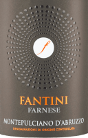 Vorschau: Fantini Montepulciano d'Abruzzo DOC 1,5 l Magnum 2018 - Farnese Vini