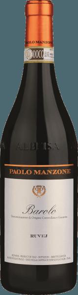 Ruvej Barolo DOCG 2015 - Paolo Manzone