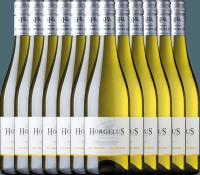 12er Vorteils-Weinpaket - Horgelus Blanc 2019 - Domaine Horgelus