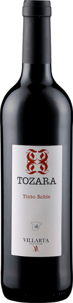 Tozara Tinto VdT 2020 - Hacienda Villarta