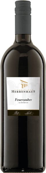Red Winegrower's Mulled Wine Herrenhaus Feuerzauber 1,0 l - Lergenmüller