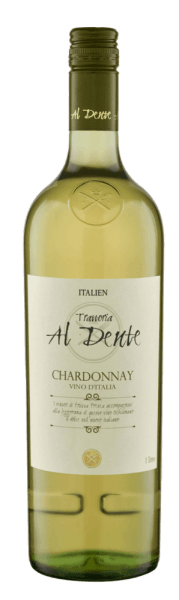 The Chardonnay by Al Dente sparkles in a bright yellow in the glass. The nose is flattered by the aromas of fresh apples and a delicate woody note. This expressive and light Chardonnay from Italy ends with delicate nuances reminiscent of honey. Food recommendation for Al Dente Chardonnay Enjoy this semi-dry wine with fish and poultry or with summer salads.