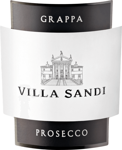 The Grappa di Prosecco of Villa Sandi is crystal clear in the glass. The delicate and delicate bouquet has a harmonious note of mountain honey, with floral and fruity notes. The taste is warm, harmonious, aromatic and is rounded off by a delicate aftertaste. It tastes wonderful with Italian coffee.