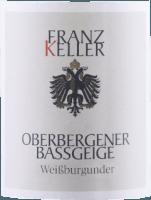 Vorschau: Oberbergener Bassgeige Weißburgunder 2019 - Weingut Franz Keller