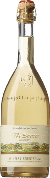 The PriSecco winter pear dream from Jörg Geiger is presented in the glass in a straw yellow with golden reflections and the soft bouquet of ripe, yellow pears. These aromas are accompanied by spicy notes of tonka beans, fresh wood and some vanilla. This non-alcoholic fruit cocktail seduces the palate with the spicy nuances of pears and is harmoniously matched with wintry spices that transition into a long aftertaste. Production of the PriSecco winter pear dream from the Jörg Geiger factory The fruits of PriSecco come from the scenic orchards at the foot of the Swabian Alb. The juice of hand-picked pears forms the basis for this non-alcoholic cocktail. These include the pear varieties yellow mortar, nail reading pear and Swiss pear, which are rounded off by spices. Food recommendation for the PriSecco winter pear dream from the Jörg Geiger factory Enjoy this PriSecco with winter desserts such as gingerbread parfait with spice pears or blue cheese.
