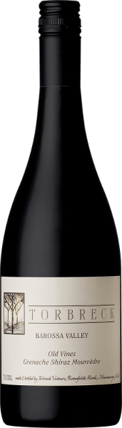 Old Vines GSM 2017 - Torbreck