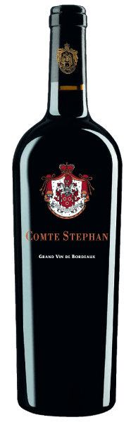 The marvelous minerality of the calcareous clay soils gives rise to a Bordeaux in which strength and finesse merge. The Château d'Aiguilhe Comte Stephan by Stephan Count of Neipperg impresses with its intense aromas of plum and cherry with nuances of incense. This red wine is finesse and long lasting in taste with a fresh juicy and fruity structure.