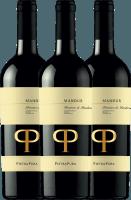 3er Vorteils-Weinpaket - Mandus Primitivo di Manduria DOC 2018 - Pietra Pura