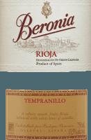 Vorschau: Tempranillo Joven Rioja DOCa 2019 - Beronia