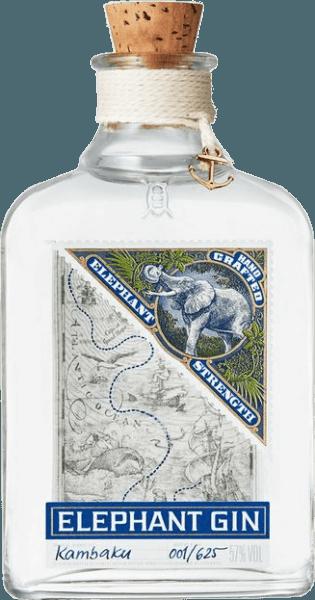 Elephant Strength Gin 0,5 l - Elephant Gin GmbH