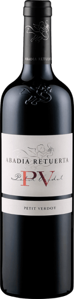 The PV - Petit Verdot by Abadía Retuerta is deep dark in the glass with violet shimmer. The nose is flattered by the fine and elegant notes of mocha, coffee and dried fruits. On the palate, this red wine from Spain is soft and accessible with the powerful notes of fresh fruits, roasted coffee beans and caramel. This Petit Verdot goes with a strong and structured body into a long and silky finish. Vinification of Abadía Retuerta PV - Petit Verdot This pure Petit Verdor has been aged for 24 months in French oak barrels. Food recommendation for the Abadía Retuerta PV - Petit Verdot Enjoy this dry red wine with red meat, game, lamb or matured cheese. Awards for Abadía Retuerta PV - Petit Verdot Robert Parker - The Wine Advocate: 93 points for 2014 Guia Penin: 92 points for 2014 Robert Parker - The Wine Advocate: 92 points for 2013