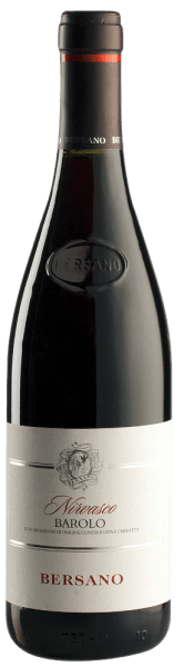 This powerful pure Nebbiolo impresses with a bouquet of ripe plums, cherries, violet and liquorice. On the palate you can feel the juicy fleshy taste with soft, slowly unfolding tannins. This red wine is already an impressive taste experience, but with a lot of poetry it is also developing into a great future. The grapes for this wine grow in the Barolo District on limestone and clay soils. They are harvested by hand. The barolo matures in Slavonic oak for two years and in bottle for one year. Food Pairing/Food recommendation forthe Nivasco Barolo DOCG by BersanoIt harmonizes wonderfully with roast dishes, game and cheese. Awards for the Nivasco Barolo DOCG by BersanoWine Enthusiast: 93 pts. (Vol. 10)Bibenda: 4 Grapes (Vol. 09 - 11)Gambero Rosso: 2 Glasses 2013 and 2015 (Vol. 09, 10 and 11)James Suckling: 93 pts. (Vol. 10)I Vini di Veronelli: 91 pts. & 3 stars (Vol. 11)Vini Buoni d 'Italia: 4 stars & Golden Star (Vol. 11)