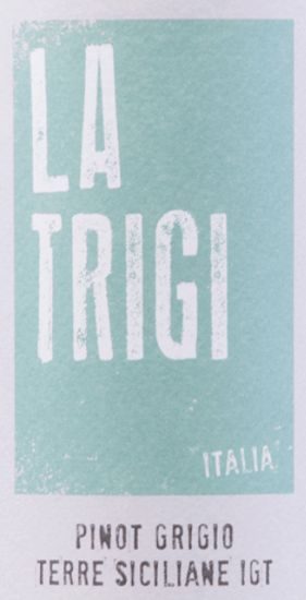 The Pinot Grigio from La Trigi sparkles in the glass in a light straw yellow and flatters the nose with the varietal aromas of fresh apples, citrus fruit and a hint of tropical fruits and bitter almond. This Italian white wine from Veneti pampers the palate with its fresh, fruity and sparkling impression and crisp acidity. Food recommendation for La Trigi Pinot Grigio Enjoy this dry white wine with pasta or spicy dishes such as Tandoori meat or Empanadas.