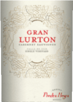 Vorschau: Gran Lurton Cabernet Sauvignon 2015 - Bodega Piedra Negra