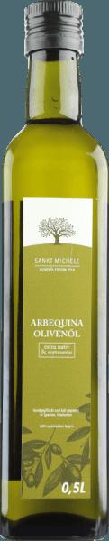 Arbequina Olivenöl 0,5 l - Sankt Michele