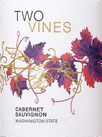 Vorschau: Two Vines Cabernet Sauvignon 2017 - Columbia Crest