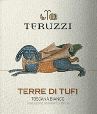 "Cultivated wine but not a bit out of the ordinary. Teruzzi's Terre di Tufi Toscana IGT reflects the passion for innovation and high quality in harmony with the tradition of Tuscan white wines. Teruzzi combined indigenous grape varieties with international grape varieties and were thus the creators of the first ""White Supertuscan"". The elegant, enchanting Tuscan white wine Terre di Tufi is luminous, with intense straw yellow colour in the glass. On the nose an intense, rich bouquet unfolds with fragrances of quinces, apples, complex and long-lasting, in the background a pleasant woody note resonates. On the palate, the Terre di Tufi shows its flavour potential. Strong body, soft, full-bodied, pronounced character without having an aggressive effect, delicate roasted aromas in a long-lasting, sustainable finish. Vinification of Teruzzi Terre the Tufi The wine is made from carefully selected grapes from Vernaccia di San Gimignano, Chardonnay and Sauvignon, which grow on the estate's vineyards around San Gimignano, the city of a thousand towers, in the heart of Tuscany. After manual harvesting, the grapes are gently pressed and fermented at a controlled temperature with selected yeasts in the stainless steel tank. The wine is then aged for about 4 to 5 months in barriques, 30% of which are new barrels and the rest in the second run. This gives the Terre di Tufi its soft, supple body and harmonious fullness. Food and wine for the Terre di Tufi of Teruzzi Enjoy this Tuscan cult wine with tasty rice and pasta dishes, with fish and shellfish, fine white meat and tender fried red meat. Awards Mundus Vini - Silver IWC International Wine Competition - Bronze"