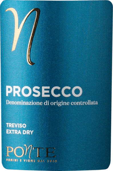 The Prosecco Spumante Treviso DOC Extra Dryby Ponte Viticoltori perfectly represents the world of Prosecco. Light yellow in the glass with greenish reflections. The nose has a wonderful floral bouquet. Add juicy and fruity notes of apple and pear. In addition, a pleasant citrus scent. The palate is pleasantly light due to the moderate alcohol content of 11% vol. Food pairing/Food recommendation for the Prosecco Spumante Treviso DOC Extra Dryby Ponte Viticoltori This Prosecco from Veneto goes well as an aperitif, but also with light pasta dishes with cheese or vegetable sauces and delicate dishes with light meat.
