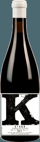 Powerline Syrah 2016 - K-Vintners