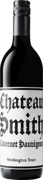 The Chateau Smith Cabernet Sauvignon by Charles Smith Wines is a fascinating cuvée of Cabernet Sauvignon (98%) and Merlot (2%). In the glass, this American red wine presents itself in a rich purple with violet reflections. The strong bouquet exudes wonderful aromas of black currants - accompanied by notes of roasted coffee beans and some black pepper. On the palate, delicate spicy nuances appear with a very well structured body that convinces with its profound and full character. The finish is wonderfully long and will be remembered. Vinification for the Chateau Smith Cabernet Sauvignon After careful harvesting of the grapes in the growing areas of Yakima Valley and Columbia Valley, the mash is fermented. After that, the wine is stored on the yeast for 10 months. Charles Smith winery uses 40% new French barrels to produce red wine. Food recommendation for the Cabernet Sauvignon Chateau Smith This dry red wine from America is the perfect accompaniment to pork medallions in a bacon coat, strong beef goulash with Swabian spaetzle or even spicy cheese specialities. Chateau Awards Charles Smith Cabernet Sauvignon Wine Spectator: 89 points for 2015 Wine Enthusiast: 90 points for 2015 and 2016