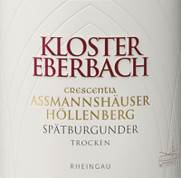Vorschau: Assmannshäuser Höllenberg Spätburgunder Crescentia 2017 - Kloster Eberbach