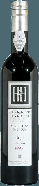 Fine Rich Single Harvest Madeira DOP 1997 - Henriques & Henriques