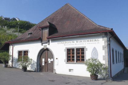 Der historische Kelter Rothenberg