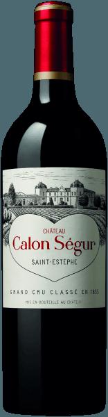 3ème Cru Classé Saint Estèphe AOC 2006 - Château Calon-Ségur