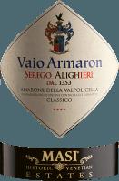 Vorschau: Vaio Armaron Amarone delle Valpolicella Classico DOC 2013 - Serego Alighieri