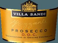 Vorschau: Prosecco Frizzante DOC - Villa Sandi