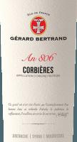 Vorschau: Heritage 806 Corbières 2017 - Gérard Bertrand