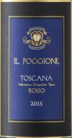 Vorschau: Toscana Rosso IGT 2018 - Il Poggione