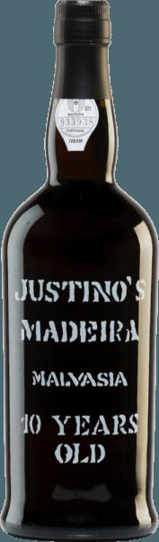 Malvasia 10 Years Old - Vinhos Justino Henriques
