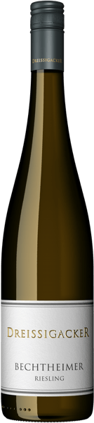 The Bechtheimer Riesling by Jochen Dreissigacker is a certified organic wine that exudes a quiet, delicately vegetarian fragrance. In addition to aromas of partially candied and dried yellow fruits such as apple, quince, apricot and peach, fine herbal notes, floral nuances and a defining minerality characterize the bouquet. On the palate, the Bechtheimer Riesling von Dreissigacker reveals a clear, dry and finely juicy fruit as well as vegetable and slightly nutty nuances. The taste profile is rounded off by fine tannin, a subtle acidity and mineral hints. Balanced, it leads to a very long finish. Vinification of the Bechtheimer Riesling from Dreissigacker The Bechtheimer Riesling is aged in steel tanks and wooden barrels for 9 months on the yeast. Food recommendation for the Dreissigacker Bechtheimer Riesling We recommend this Rheinhessischer Riesling with sushi and lemon chicken.