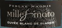 Vorschau: Millesimato Cuvée Blanc de Blancs Brut Yellow 2018 - Gino Brisotto