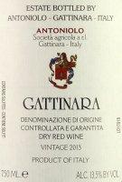 Vorschau: Gattinara DOCG 2013 - Antoniolo