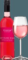 Vorschau: Schmetterlinge im Bauch Rosé 2019 - Weingut Kiefer