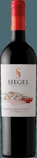 Special Reserve Cabernet Sauvignon 2018 - Viña Siegel