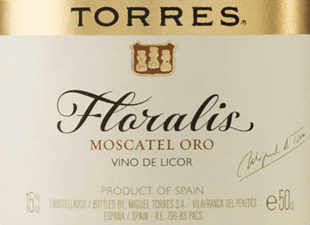 The Floralis Moscatel Oro from Miguel Torres is vinified from the Moscatel grapes (100%) and has a wonderful amber color in the glass. This pure dessert wine exudes an enticing bouquet with a fine floral scent of roses and fresh citrus aromas. On the palate this sweet wine is juicy and wonderfully concentrated. The finish convinces with good length and pleasant sweetness. Vinification of Miguel Torres Floralis Moscatel Oro The grapes are pressed after 6 hours of mash contact. To preserve the natural sweetness, a wine distillate is added to the must before fermentation. The dessert wine is matured in stainless steel tanks for one year. This dessert wine is stored in the bottle for 2-4 months until this sweet wine is released for sale. Food recommendation for the Floralis Moscatel Oro by Miguel Torres This Spanish dessert wine is an ideal companion to desserts / baked goods with dried fruits and honey or caramel topping or also to the Spanish dessert Crema Catalana.