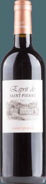 Esprit de Saint Pierre Saint Juilen 2012 - Château Saint Pierre