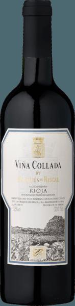 Viña Collada Rioja DOCa 2016 - Marqués de Riscal