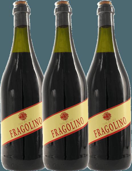 3-pack - Fragolino Rosso - Terre del Sole