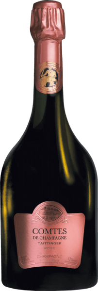 Comtes de Champagne Rosé 2007 - Champagne Taittinger von Champagne Taittinger
